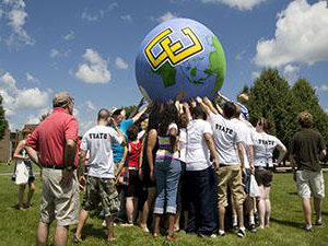 Move the World with CU Globe